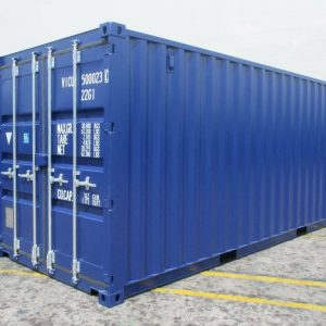 Shipping Container Portable Building