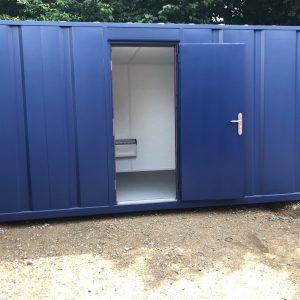 20 x 9 4+1 Toilet Block