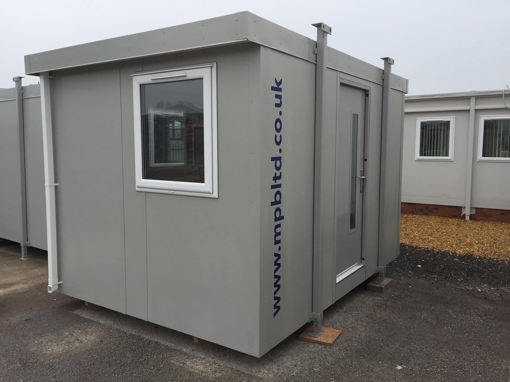 10 x 10 Portable Cabin