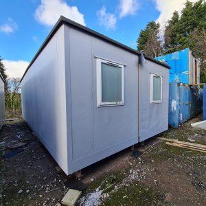 2-Bay Used Modular Building