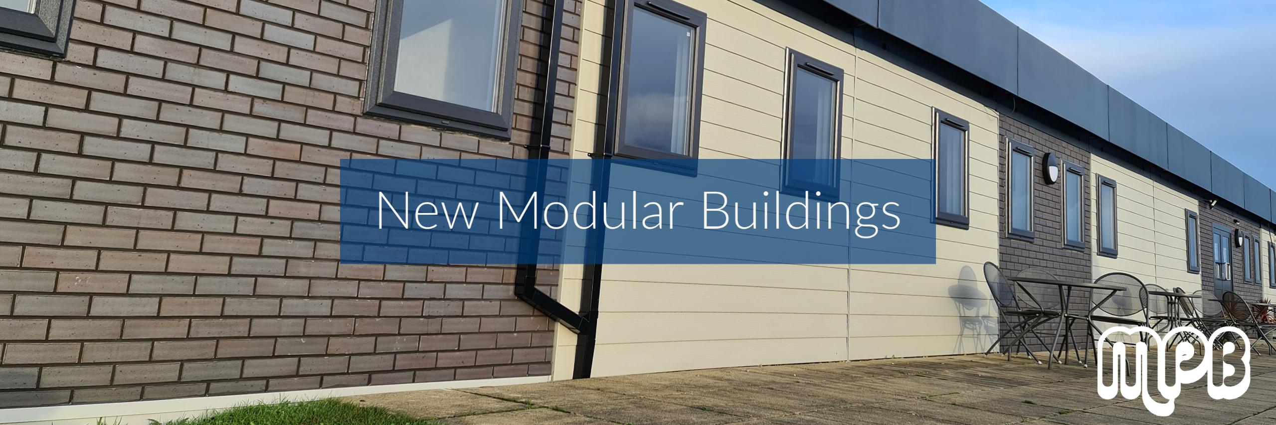 New Modular Buildings