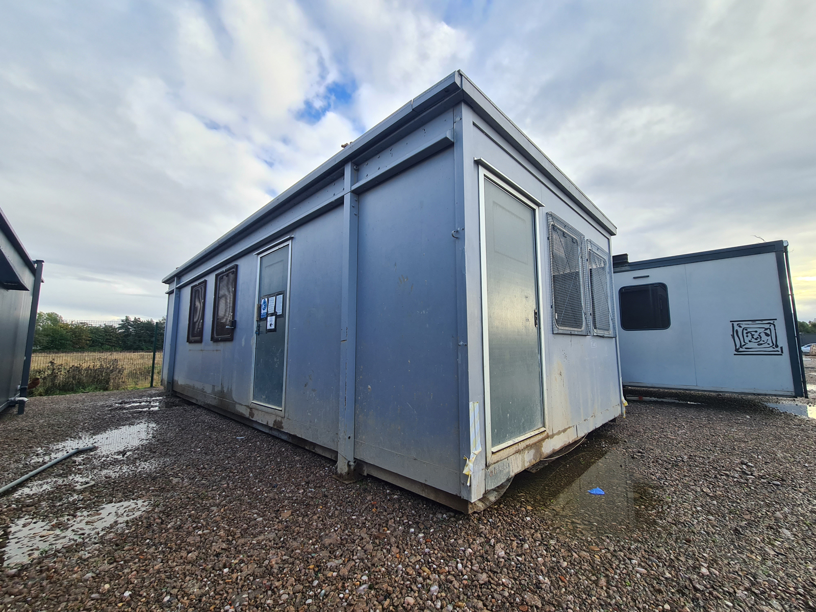 Used Portable Building