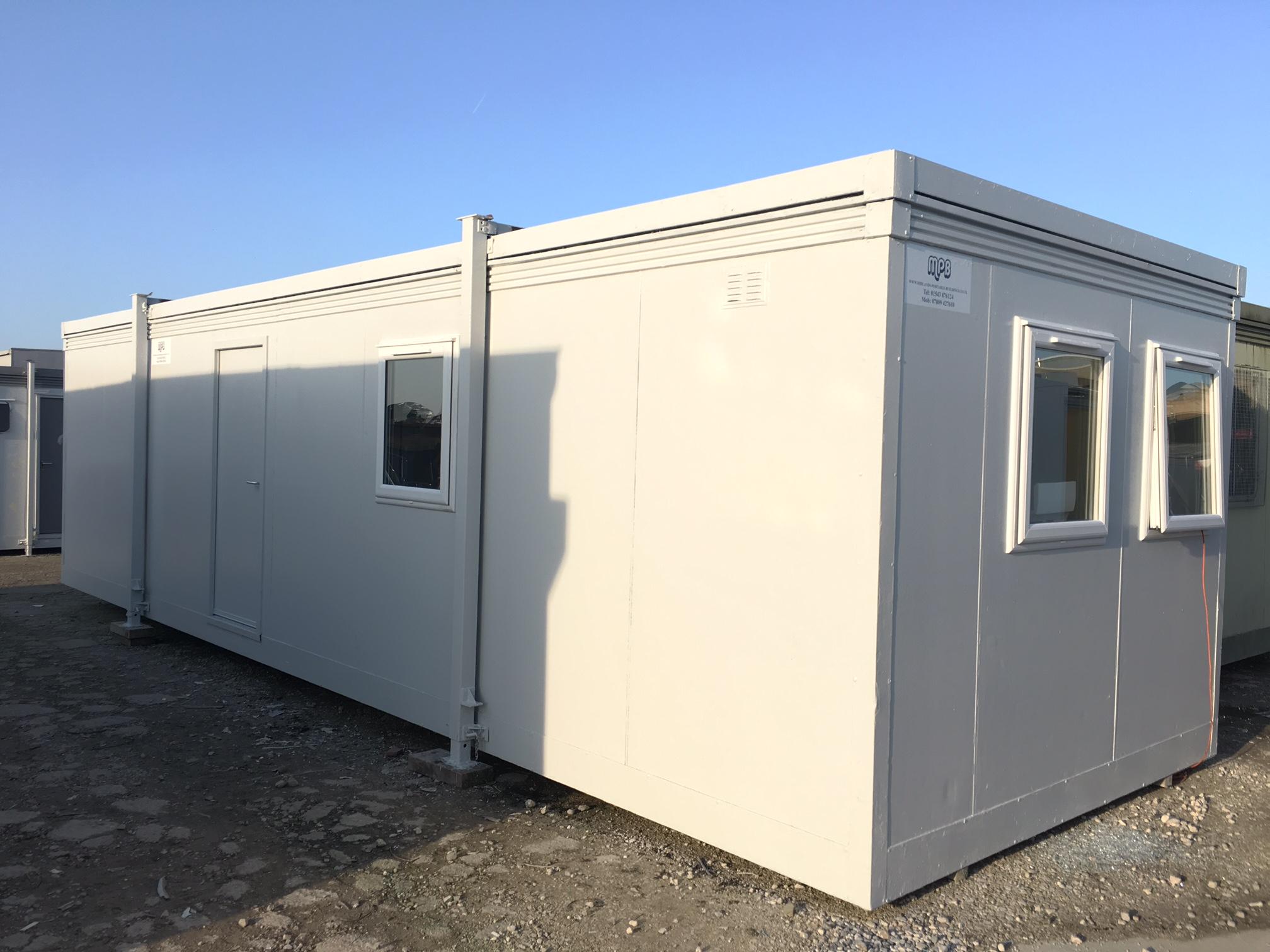 32 x 10 Portable Cabin